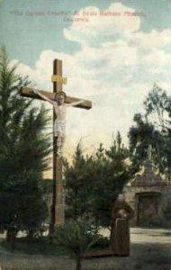 The Garden Crucifix - Santa Barbara, CA