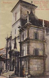 Rathaus Erbaut Von Gregorius Bienkler Im Jahre, Solothurn, Switzerland, 1900-...