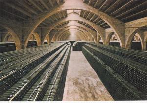BARCELONA, Cataluna, Spain, 1950-1970´s; Botellas Envejeciendo, Cavas Rondel