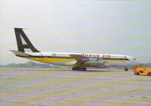 Arrow Air Boeing 707 327 N707ME