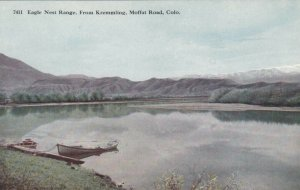 COLORADO, 1900-10s; Eagle Nest range, From Kremmling, Moffat Road