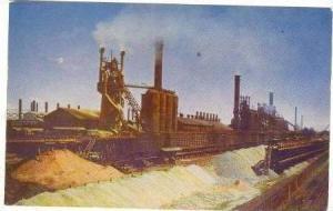 Colorado Fuel & Iron Company,Pueblo,Colorado,PU-1955