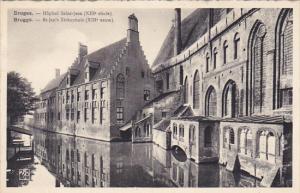 Belgium Bruges Hopital Saint-Jean