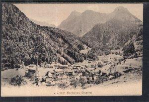 Montbovon,Switzerland BIN