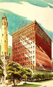 Illinois Chicago The Pearson Hotel