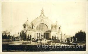 San Francisco, Expo Panama-Pacific International Exposition,  San Francisco C...