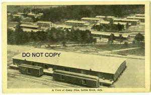 Camp Pike, Little Rock Ark