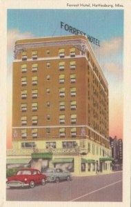 HATTIESBURG , Mississippi , 30-40s; Forest Hotel