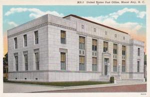 North Carolina Mount Airy Post Office