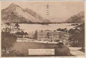 RP: Lake Hotel , Killarney Lakes, Ireland, 1930