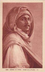 Arabe De La Plaine, Scenes Et Types, Africa, 1910-1920s
