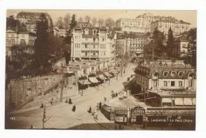 RP: Lausanne, Switzerland. 1900-10s  Le Petit Chene