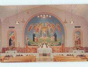 Pre-1980 CHURCH SCENE Chicago Illinois IL AD1589