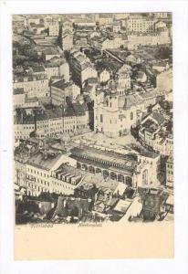 Karlsbad , kirchenplatz, 1890s-1905 - Czech Republic