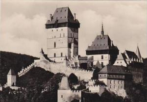 Czech Republic Statni hrad Karlstejn Real Photo