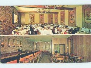 Pre-1980 RESTAURANT SCENE Milwaukee Wisconsin WI AE0126