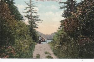 ADIRONDACKS , New York , 00-10s ; The Carry , Lake Placid