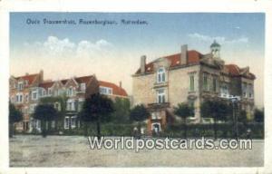 Rotterdam Netherlands, Nederland Oude Vrouwenhuis, Rozenburglaan  Oude Vrouwe...