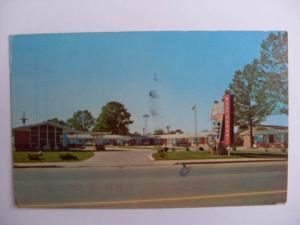 1993 Southgate Restaurant & Motel Milan Tennessee TN Postcard y7383