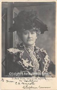 Miss Ellen Terry Theater Actor / Actress 1903