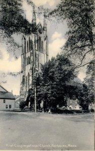 MA - Fairhaven. First Congregational Church