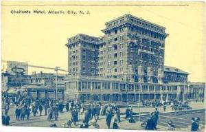 Chalfonte Hotel, Atlantic City, New Jersey, 1900-10s