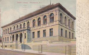 Rhode Island Providence Public Library 1908
