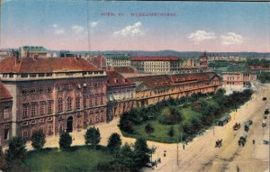 Austria Vienna Innsbruck Salzkammergut 6 Postcards Lot   01.12