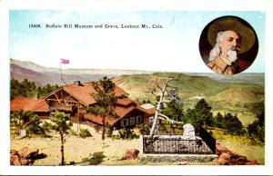 Colorado Lookout Mountain Buffalo Bill Museum and Grave