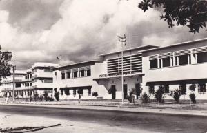 RP; Djibouti.-Poste et batiments de la Marine Nationale , PU-1951