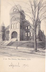 NEW BRITAIN, Connecticut ,1901-07 ; The Armory