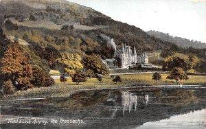 Hotel and Loch Achray The Trossachs Scotland, UK Unused