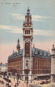 LILLE, France, 1900-10s; La Bourse E. C.