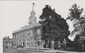 Massachusetts Brocking Post Office