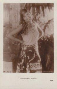 RP: Josephine Baker ,  1920s