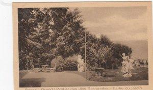 STRESA, Italy, 1900-10s; Grand Hotel et des Iles Borromees - Partie du jardin