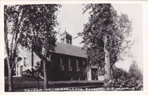 RP; OSANIS, Minnesota, 30-40s ; Church of Immaculate Conception