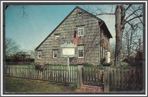 New York, Long Island Home of John Howard Payne - [NY-237]