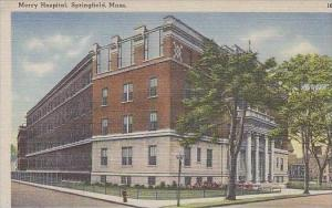 Massachusetts Springfield Mercy Hospital