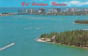 Florida Miami Panoramic View Of Bal Harbour