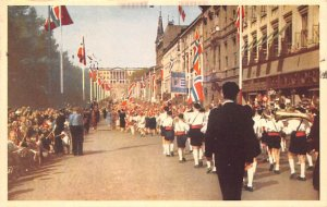 Karl Johan Oslo Norway 1953
