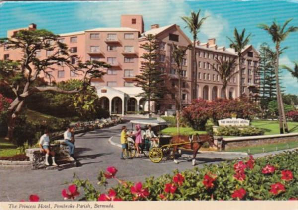 Bermuda Pembroke Parish The Princess Hotel