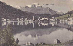 Panorama, St. Moritz-Bad, Switzerland, 1900-1910s