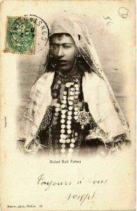 CPA AK Ouled Nail Fatma ALGERIE (749656)