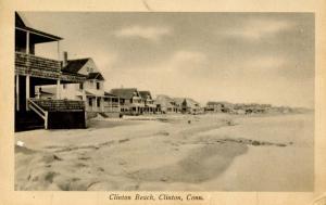 CT - Clinton. Clinton Beach
