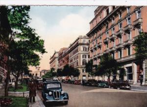 Italy Roma Vittorio Veneto Street