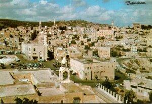 Israel Bethlehem Partial View