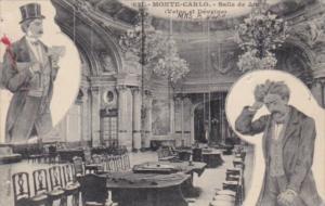 Monaco Monte Carlo Salle de Jeu 1910