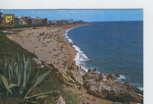 Postal 6834: Calella: vista de la playa