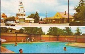 WY Laramie Wyo Motel & Pool